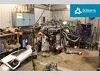 DRIVAXEL FRAM HÖGER till VW TOURAN 2003-2010 A 1K0407454BX (59)