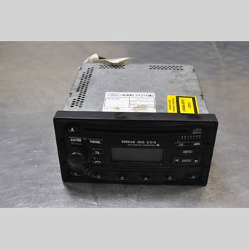 RADIO CD/MULTIMEDIAPANEL FORD GALAXY     00-06 2,3 16V MAN 2001 M007477
