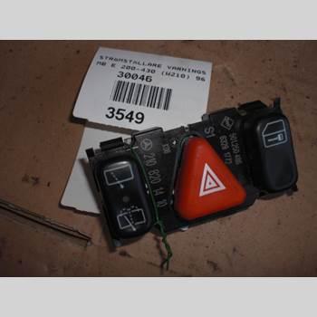 Strömställare Varningsblinkers MB E-KLASS (W210) 96-03 290 TDT 1997 2108201410