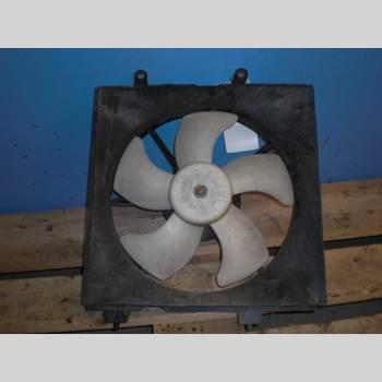 Kylfläkt El HONDA CIVIC 01-05 Vtec 1.6i 4d halvkombi 2001