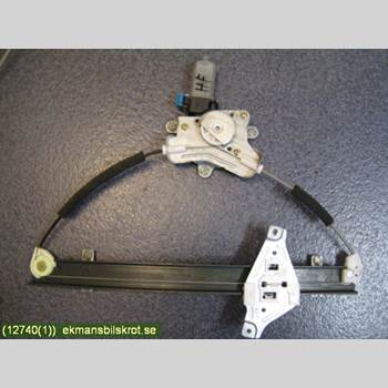 Fönsterhissmotor CHEVROLET NUBIRA SW 1,6 KOMBI 2006 96475129