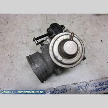 Inj.Spjällhus VW CADDY      04-10 1,9 TDI  SKÅP 2004 03G129637