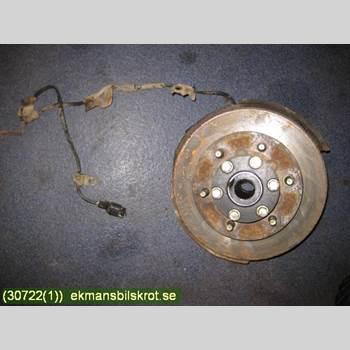 Styrspindel Lagerhus Vänster MITSUBISHI L200   96-06 DOUBLE CAB 2,5TD          1999