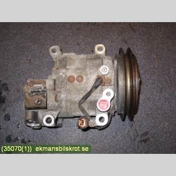 AC Kompressor NISSAN X-TRAIL     01-07 2,2D COMMON RAIL          2003 2K43245010