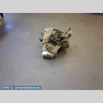 Växellåda Man. 5 vxl PEUGEOT 307     01-05 1,6 SW 2002 2222T8