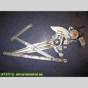 Fönsterhissmotor MITSUBISHI L200   96-06 DOUBLE CAB 2,5TD          1999