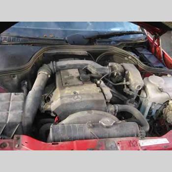 MOTOR BENSIN MB C (W202) 94-00 4DSED 180E 5VXL SER ABS 1995