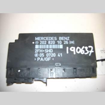 Styrenhet Övrigt MB C (W202) 94-00 2,3 KOMPRESSOR 1996 2028201026