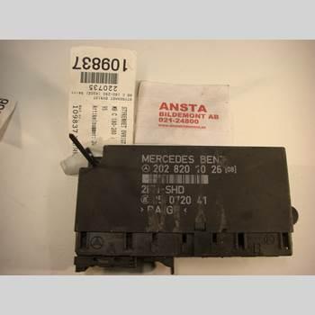 Styrenhet Övrigt MB C (W202) 94-00 200 CLASSIC 1995