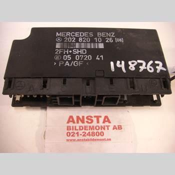 Styrenhet Övrigt MB C (W202) 94-00 C180 CLASSIC 1997