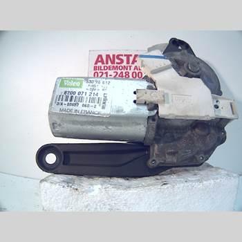 Torkarmotor Baklucka RENAULT CLIO II 01-08 1,4 16V 2002 8200071214