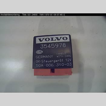 Relä Farthållare VOLVO 850      91-97 2,5 GLT 1993 3545978