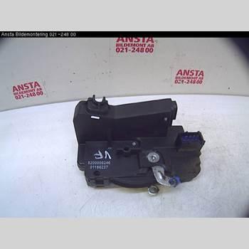 Centrallåsmotor Vänster NISSAN PRIMASTAR 2,0 DCI 2008 8200008246