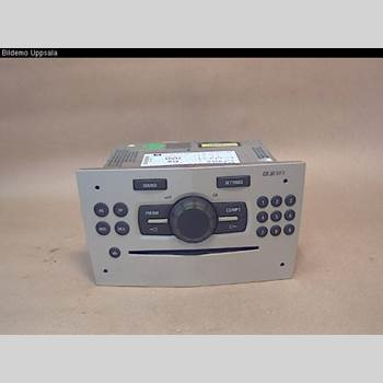 RADIO CD/MULTIMEDIAPANEL OPEL CORSA D 07-14 1.2 2008 13289920