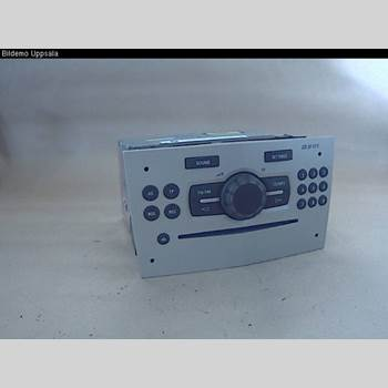 RADIO CD/MULTIMEDIAPANEL OPEL CORSA D 07-14 1,3 CDTI ECOFLEX 2008 13289920