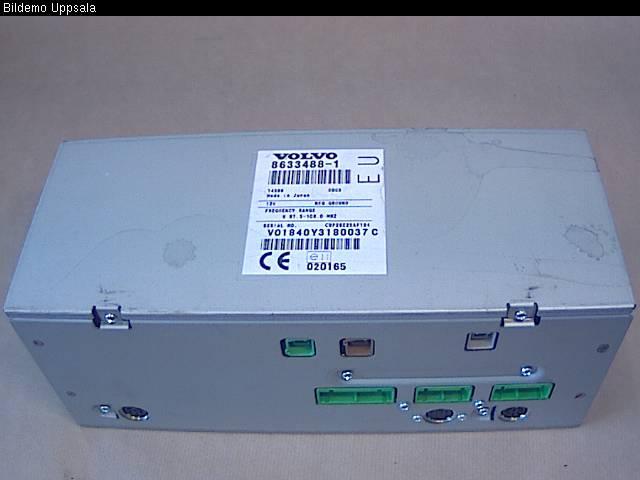 Radio/Stereo Förstärkare till VOLVO S80 1999-2003 B 8252303 (0)