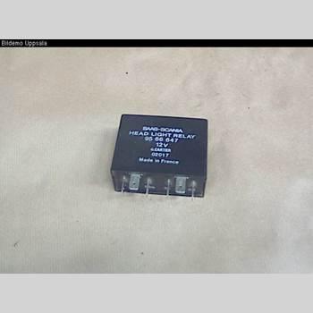 Relä Ljus SAAB 900      89-93 2,0I 1990 4433801