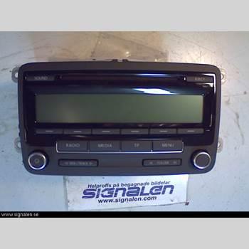 RADIO / STEREO   VW POLO 10-17  2010 5M0057187AX