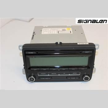 RADIO / STEREO   VW POLO 10-17  2011 5M0057187AX