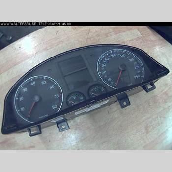 Kombi. Instrument VW GOLF V 04-09 1.6 FSI 2004