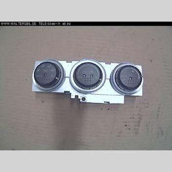 AC Styrenhet AC Manöverenhet NISSAN 350Z 3,5 V6 2004 27500CD000