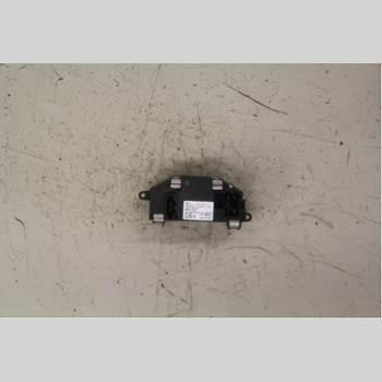 Värmefläktsmotstånd VW JETTA V    06-10 TSI140 2007 3C0907521B