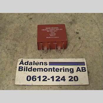SAAB 9000 CC    85-93 SAAB 9000 I16 CC55D 1992 G9566647