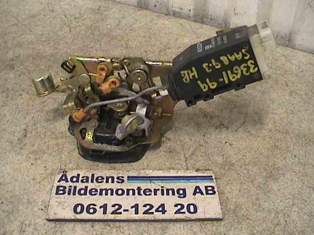 Centrallåsmotor höger - BAK image