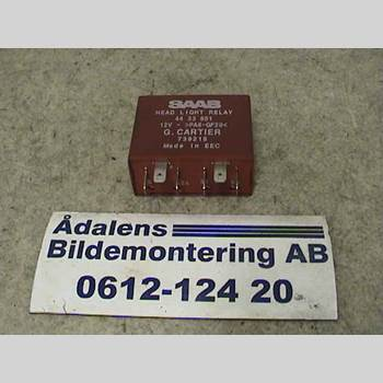 SAAB 9000 CC    85-93 SAAB 9000 I16 CC55D 1989 G9566647