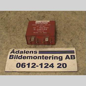 SAAB 9000 CC    85-93 9000 1988 G9566647