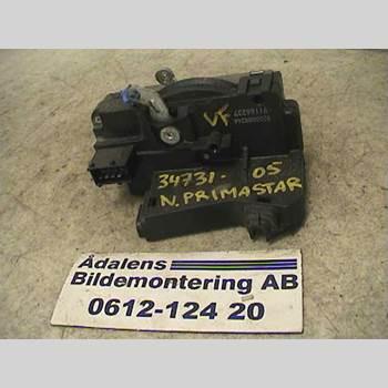 Centrallåsmotor Vänster NISSAN PRIMASTAR PRIMASTAR 2,5 L2 2005 8200008246