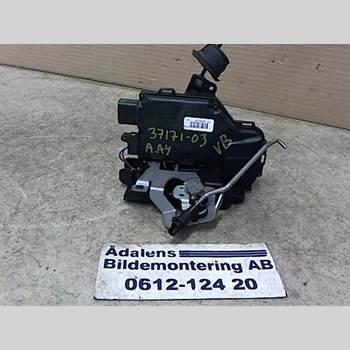 Centrallåsmotor Vänster AUDI A4/S4 01-05 A4 1,8T 2003 8E0839015C