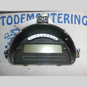 Kombi. Instrument CITROEN C3 05-10 XTR 1.6I 16V 2006 P9660225780