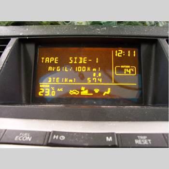 GPS Navigator NISSAN MURANO    02-08 AWD V6 3.5 2004