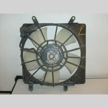 Kylfläkt El HONDA CIVIC 01-05  2002 Ej Nummer