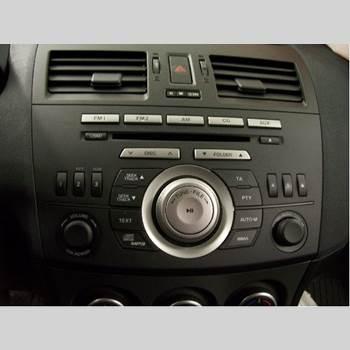 CD Radio MAZDA 3 I 07-08 1.6 MPS 2009