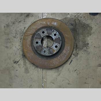 Bromsskiva Fram NISSAN QASHQAI   07-10 QASHQAI 2,0 2WD 104KW 141HK 2007 40206JD00B