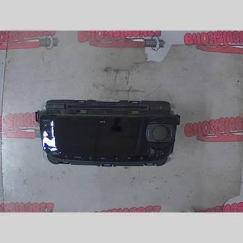RADIO CD/MULTIMEDIAPANEL SEAT IBIZA IV 08-16 SEAT IBIZA 1,4 16V 62KW 2010 6J1 035 153 E