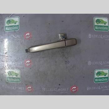 Dörrhandtag Vänster Yttre HONDA CR-V     02-06 CR-V (II) 2003 72.680-S9A-J01