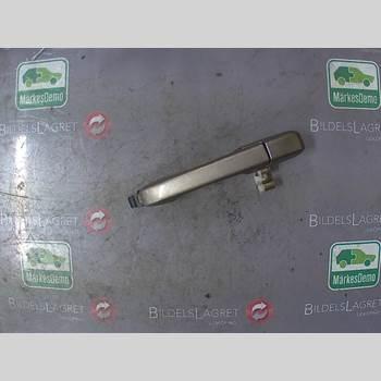 Dörrhandtag Höger Yttre HONDA CR-V     02-06 CR-V (II) 2003 72.640-S9A-J01ZC