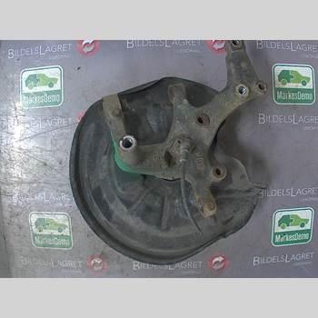 Hjullagerhus/Spindel Höger Bak SKODA SUPERB 09-15 2,0 TDI 2WD 140HK 2011 1K0505436AC