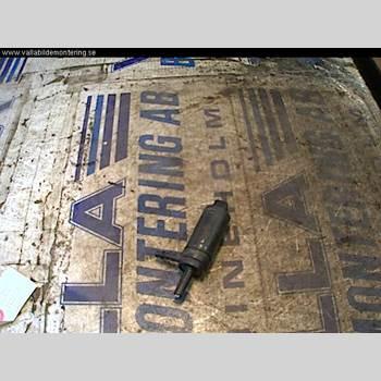 Spolarpump Högtryck PEUGEOT 406     99-04 2,0 ST 2000 643464