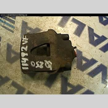 Bromsok Vänster Fram VW POLO 05-09 POLO (IV) 2006 1K0615123D