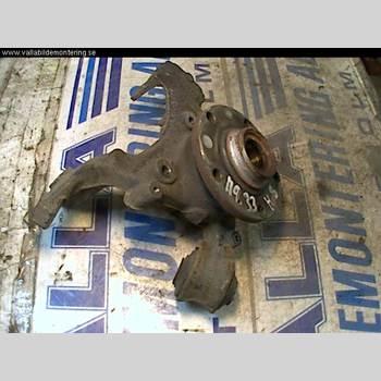 Hjullagerhus Höger Bak AUDI A4/S4 05-07 1,8T QUATTRO 2006 8E0505434C