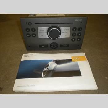 CD Radio OPEL CORSA C    00-06 1.2 LIMITE 2005 6780222