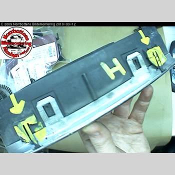 Grilldel Höger BMW 5 E39 95-04 2.5tds 1997 51138159316