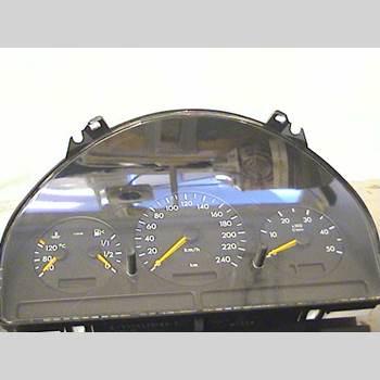 MB ML (W163) 97-05 ML 270 CDI 2003 A1635409511