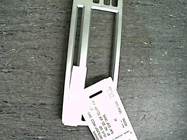 Instrument/radiosarg - RUNT DISP CROME image
