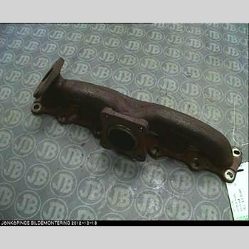 Grenrör Avgas VOLVO V60 11-13  2011 30757870