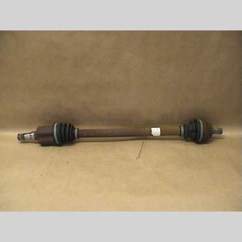 DRIVAXEL BAK HÖGER SMART FORTWO II 07-14 SMART FORTWO COUPE 2008 A4513570601